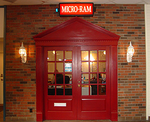 Micro-Ram Computers is located on the lower level of the Twin Towers in Peoria, Illinois. Make an appointement with Jeff at (309) 676-2080 for web hosting, and website design.