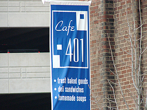 Cafe 401