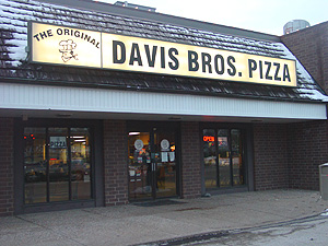 Davis Bros. Pizza