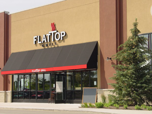 Flat Top Grill