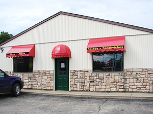 Geo's Pizza