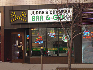 Judge's Chambers Bar & Grill 