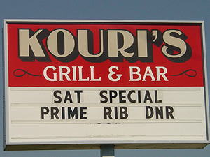 Kouri's Grill and Bar