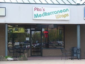 Pita's Mediterranean Wraps