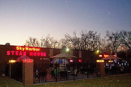 Klusendorf's Sky Harbor Steakhouse