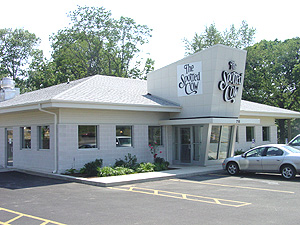 The Spotted Cow Cafe