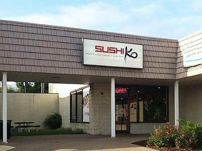 Located in the Metro Centre