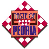 The Annual Taste of Peoria.